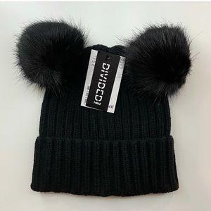 H&M Pom Pom Beanie Hat